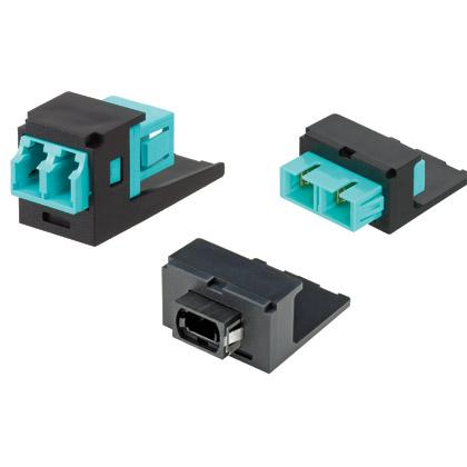 Optické moduly a keystony