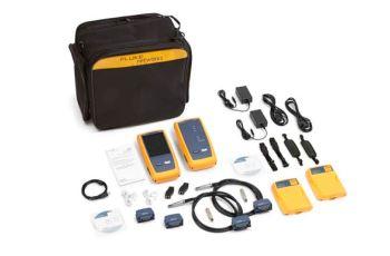 FLUKE DSX2-5000 INT certifikační kabelový analyzér, 1GHz, kat. 6A, třída FA, WIFI