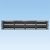 PANDUIT DP485E88TGY patch panel UTP 48xRJ45 kat. 5E, 2U, 19