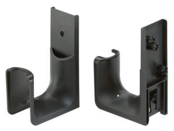 PANDUIT JMJH2-X20 držák kabelových svazků -montáž na nosníky J-MOD, prům.svazku 51mm, černý, 10 kusů