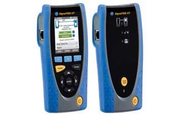 IDEAL R156006 kabelový tester SignalTEK CT, dotykový displej