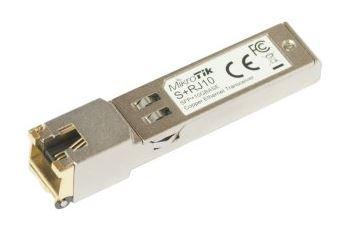 MIKROTIK S+RJ10 modul RJ45 SFP+ 10/100/1000M/2.5G/5G/10G