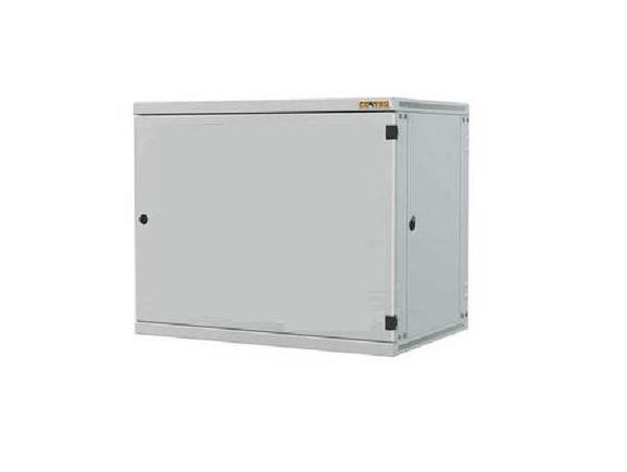 "CONTEG RUN-18-60/60-M-B nástěnný rozvaděč, 19"", v. 18U (891mm), h. 600mm, š. 600mm, nedělený, PREMIUM, šedý"