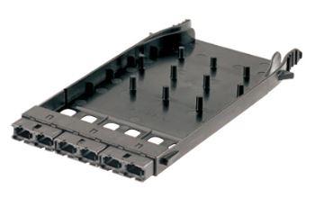PANDUIT FHMP-6-BCG kazeta systému HD Flex, 6x MPO spojka typ B