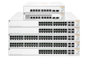HPE JL682A switch Aruba 1930, 24x10/100/1000BASE-T + 4x SFP+, Web Managed