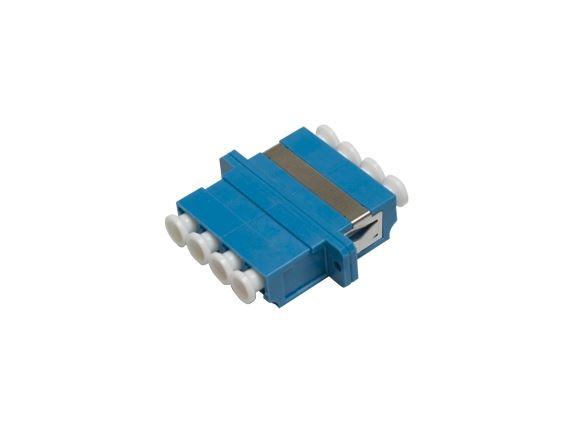 SP-LC-05 optická spojka LC, quad, SM, modrá