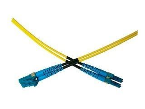LC/P-LC/P-1-ASDL optický propojovací kabel LC/PC-LC/PC duplex SM 9/125um, armovaný, 1m