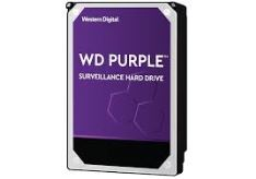 "WESTERN DIGITAL WD60PURZ HDD PURPLE 6TB, 3,5"", SATA 6 Gb/s, 64MB"
