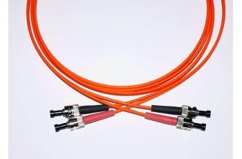 ST-ST-0,5-M6SL optický propojovací kabel ST-ST simplex MM 62,5/125um 0,5m
