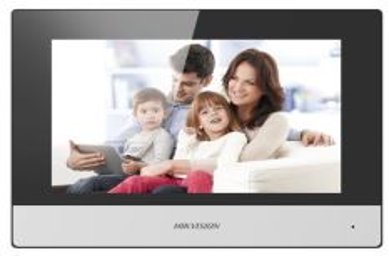 "HIKVISION DS-KH6320-WTE1/EU bytový dotykový 10"" IP monitor, Wi-Fi, PoE"
