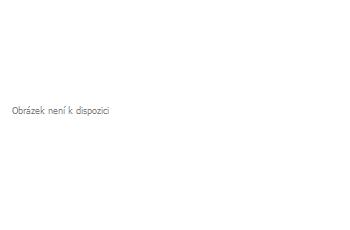 LEVITON E2X1F-D48 patch panel e2XHD 48 portů, pro 8 kazet s 6ti moduly, 1RU, vyvaz.lišta, černý