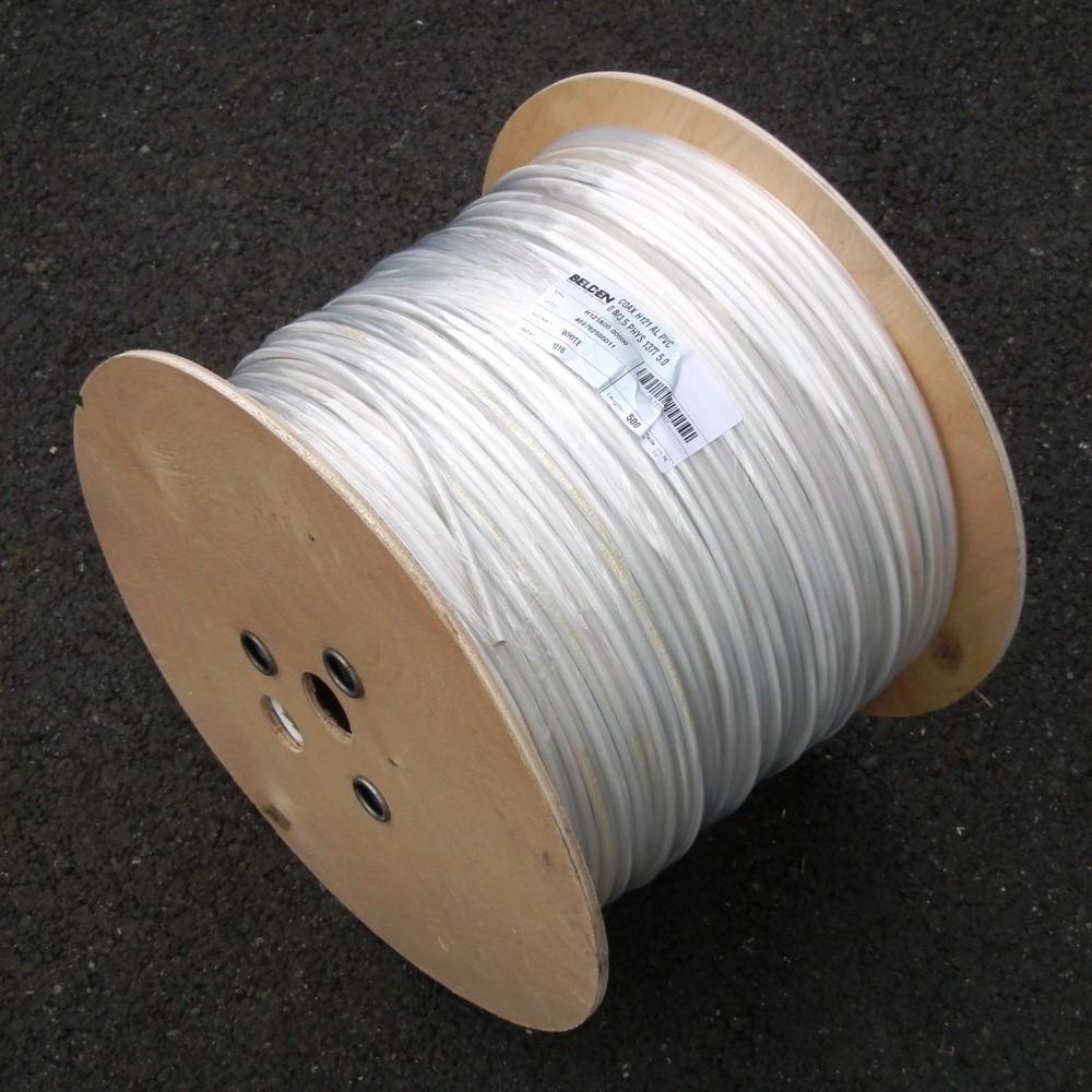 BE-1583ENH/R500 kabel U/UTP, kat. 5E, 4-pár 24AWG, LSZH, Dca-s2,d2,a1, 500m cívka