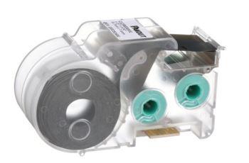 PANDUIT C252X030FJC kazeta P1 s popiskami do tiskárny Panduit LS8, š=7,6mm ,v=64mm, 125 kusů/kazetě, bílá