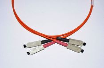 SC-SC-2-M6DL optický propojovací kabel SC-SC duplex MM 62,5/125um 2m